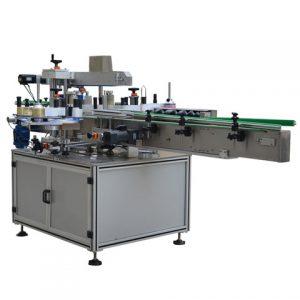 स्टिकर ब्रेड क्रीम जार लेबलिंग मशीन