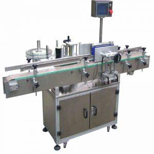 फ्लैट सतह स्टिकर लेबलिंग मशीन
