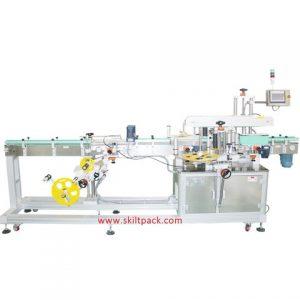 उत्पादन लाइन के लिए स्वचालित लेबलिंग मशीन