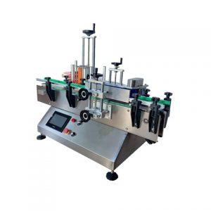 लेबलिंग मशीन के चारों ओर इंजेक्शन लपेटें