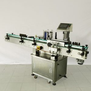 कंटेनर के लिए स्वचालित लेबल एप्लीकेटर