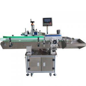 उच्च गुणवत्ता की गारंटी खड़ी गोल बोतल लेबलिंग मशीन