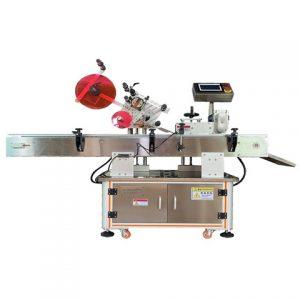 ऑटो पोजिशनिंग स्टिकर लेबलिंग मशीन