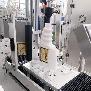 सिगरेट मामले बॉक्स के लिए टैक्स स्टाम्प लेबलिंग मशीन