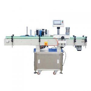 स्वचालित स्वयं चिपकने वाला परिधान टैग पेजिंग लेबलिंग मशीनें