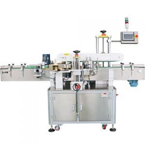हैंड सैनिटाइज़र लेबलिंग मशीन