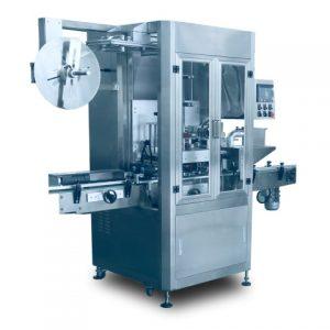 पेपर कोर लेबलिंग मशीन