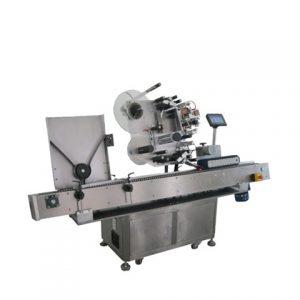 निजी लेबल बरौनी गोंद के लिए ऑटो लेबलिंग मशीन