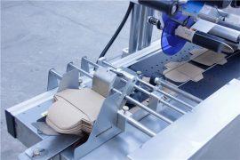स्वचालित पेजिंग स्टीकर लेबलिंग मशीन विवरण