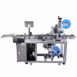स्वचालित शीर्ष और नीचे फ्लैट लेबलिंग मशीन विवरण